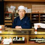 水上力(みなかみ ちから) さんがお店で和菓子教室!和菓子の写真集を出版
