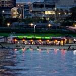 隅田川花火大会の屋形船の貸切と乗り合いの値段の違いと予約方法