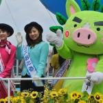 広島フラワーフェスティバルの交通規制場所と時間、駐車場渋滞情報