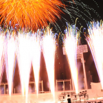 神宮外苑花火大会の有料席の値段と場所 無料で見るならココ