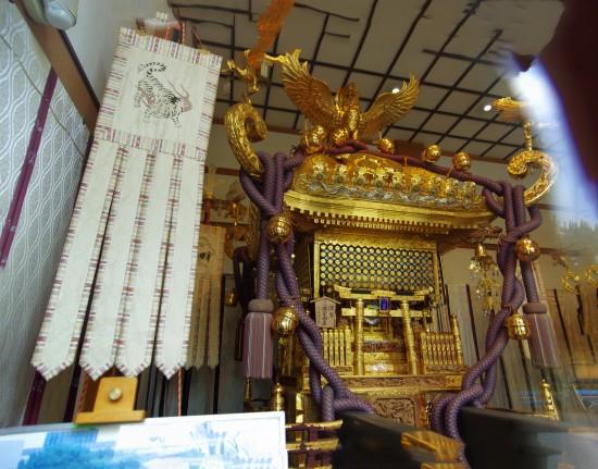 一の宮神輿