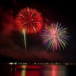足立の花火大会の有料席と屋形船情報 花火が見えるホテルやレストランも大公開