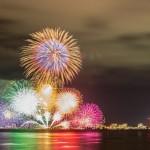 土浦の花火大会の会場へのアクセス 周辺の宿泊可能地域をズバリ教えます