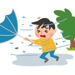 台風が近づくと頭痛になることへの対処の方法と原因、薬で効果のあるものはコレ