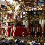 高山祭り 秋 屋台引き廻しのルートとスケジュール、お勧めの観覧場所