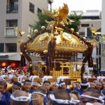 深川八幡祭り 本祭り、御本社祭り、蔭祭の違いを紹介
