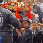 深川八幡祭の蔭祭 子供神輿のルートや数、屋台の出店場所やスケジュールと交通規制