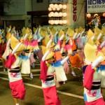 高円寺の阿波踊り露店の場所と居酒屋情報、大道芸大会も楽しみ