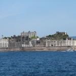 軍艦島ツアーに合わせた服装と持ち物、船酔い対策。長崎市内の駐車場情報