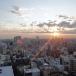 都庁展望台からの初日の出の申し込み方法と当選倍率 周辺の穴場神社へ初詣