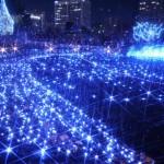 東京ミッドタウンイルミネーション2016 開催期間と点灯時間と混雑、気温とアクセス方法