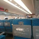 新幹線自由席の当日の買い方!料金や予約は可能?どの時間でも乗れる?