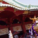 神田祭 神幸祭のルートと時間!附け祭の順路地図も紹介しちゃいます。