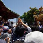 神田祭の神輿のルートと数や宮入時間の順番を紹介