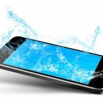 iphone7の防水性能は画面割れでも落ちないのか?