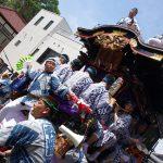 成田祇園祭2017の開催日はいつ?終了時間は何時まで?